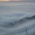 塔塔加中途雲海07