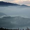 塔塔加中途雲海10