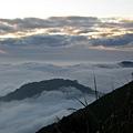 塔塔加中途雲海13