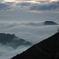 塔塔加中途雲海20