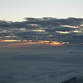 塔塔加中途雲海22