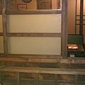 日式住家窗台