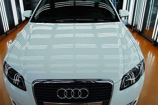 水晶鍍膜/Audi