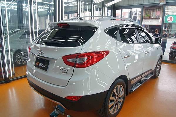 疏水鍍膜+超視野玻璃全車