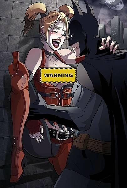 紳夜食堂17-蝙蝠俠我今天就要綠了你小丑-超級英雄黃本介紹-dc和漫威一個都跑不掉