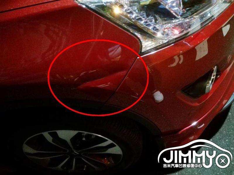 汽車凹痕修復