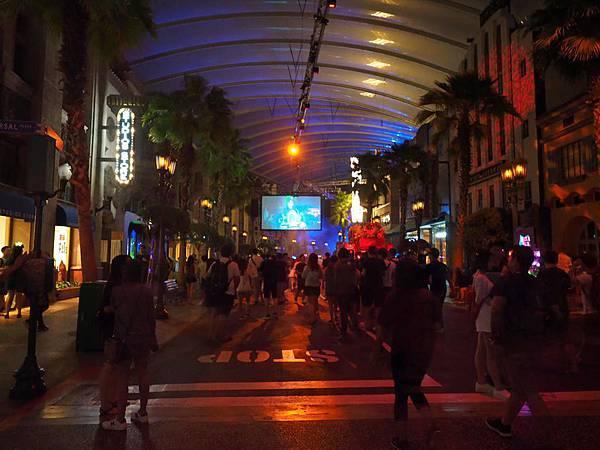 新加坡環球影城萬聖節驚魂夜 新加坡 環球影城 十月萬聖節 環球影城驚魂夜 新加坡自由行五天四夜 singapore