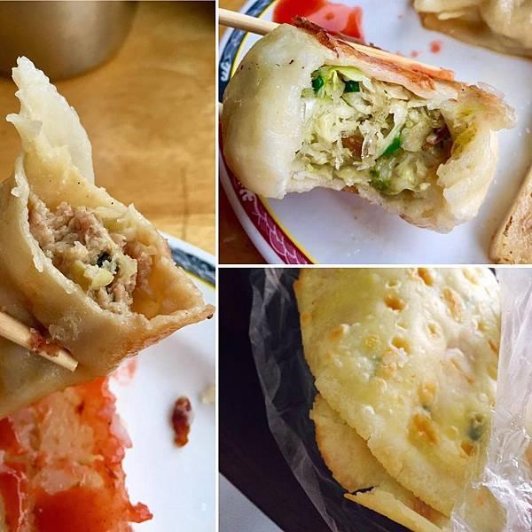 台中早餐陳記早點煎包煎餃蛋餅