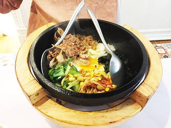 台中逢甲韓式料理誠實泡菜06