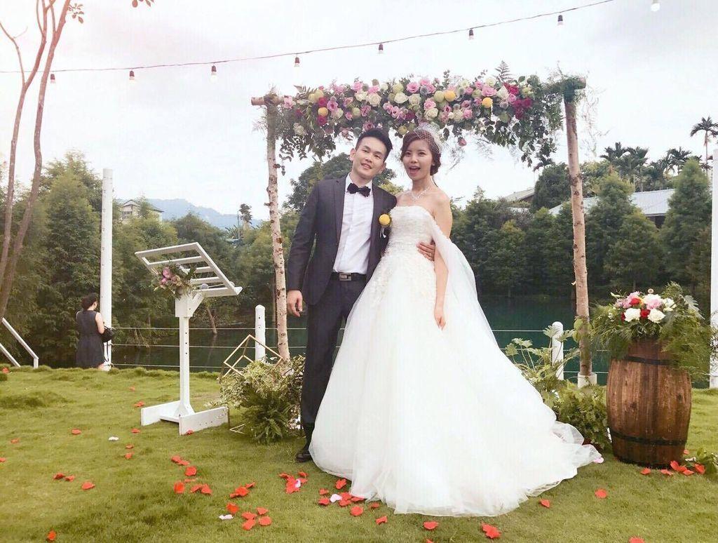 婚禮佈置憶起幸福2017橋湘之囍01