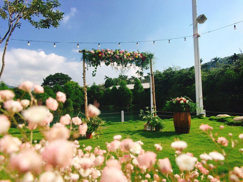 婚禮佈置憶起幸福2017橋湘之囍05