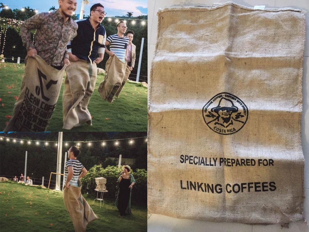 咖啡麻布袋室內裝置文青.jpg