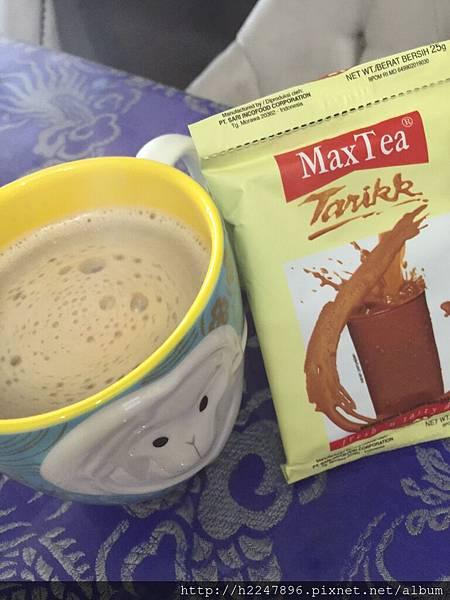 巴里島的奶茶