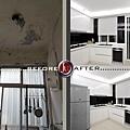 廚房設計前後2
