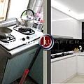 廚房設計前後3