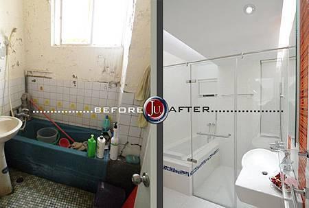 衛浴設計前後4