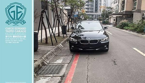 BMW 320i 黑 汎德BMW 320i F30 黑 汎德