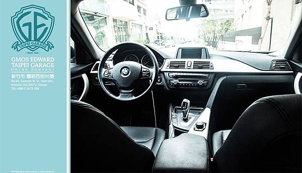 BMW 320i 黑 汎德 BMW 320i F30 黑 汎德