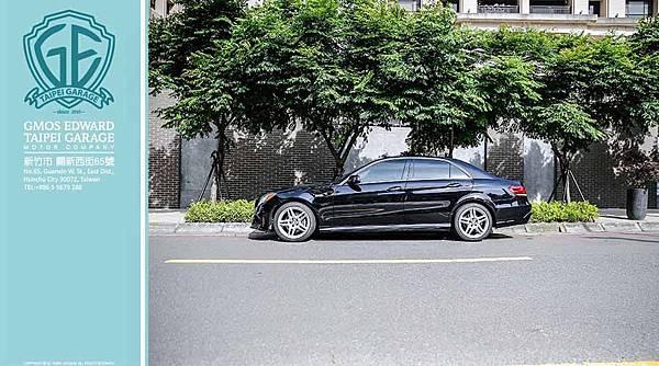 賓士BENZ E350 AMG