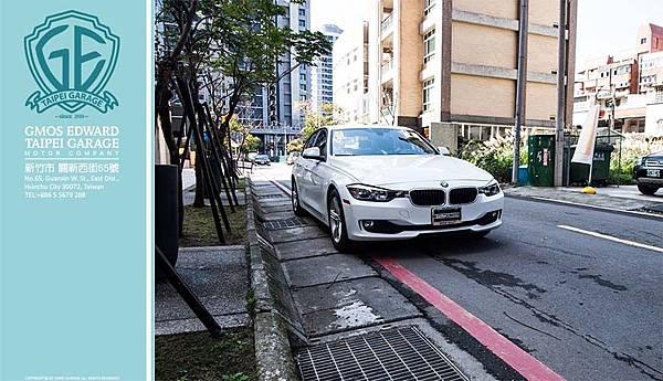 BMW 320i 外匯車 二手車 中古車 油耗