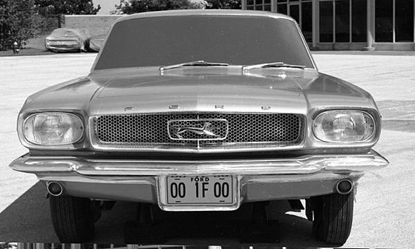 Ford Mustang福特野馬的故事