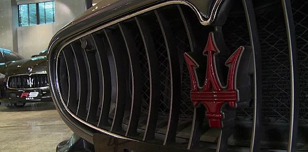 瑪莎拉蒂Maserati