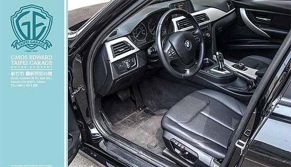 BMW 328i 黑