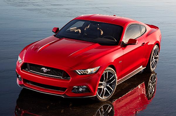 福特野馬Ford Mustang野馬跑車