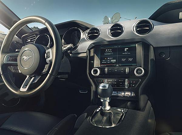 福特野馬Ford Mustang