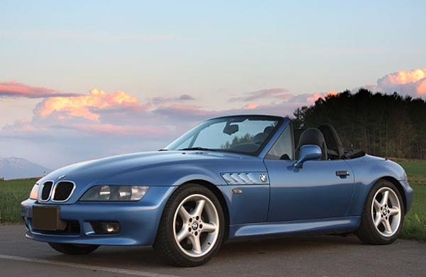 BMW Z1 Z2 Z3 Z4 Z8 Z9