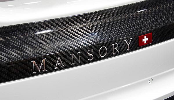 Mansory介紹Mansory歷史Mansory改裝廠