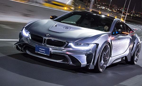 BMW i3 BMW i8 Energy Motor Sport