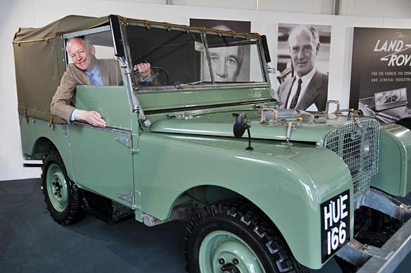 Range Rover Land Rover