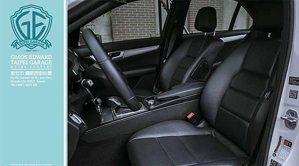 賓士BENZ W204 C250 AMG