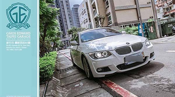 BMW 335i E92 MSPORT