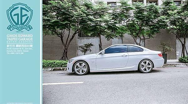 BMW 335i msport E92