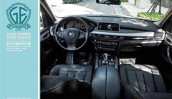14年BMW x5 35i價格配備及性能介紹,旅行露營首選車型