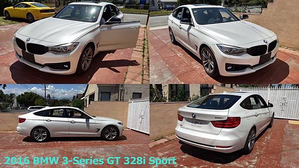 2016 BMW 328i GT結合了跑車的流線型,以及休旅車的空間機能,車長4824mm、車寬1828mm、軸距2920mm,這樣的長、寬、軸距,在視覺上除了大器之外,也造就了駕駛人與乘車人的舒適性與便利性,也讓您在貨物上有不錯的空間可以使用,行李廂空間有520公升,若將4/2/4分離後已被全傾倒,可以達到1600公升的最大空間,加上標準配備的電動尾門,可以輕鬆收納各種大型行李,而且如果長時間乘坐,後座乘客還能將椅背傾協8~27度,即使長時間乘坐也不覺得疲累。