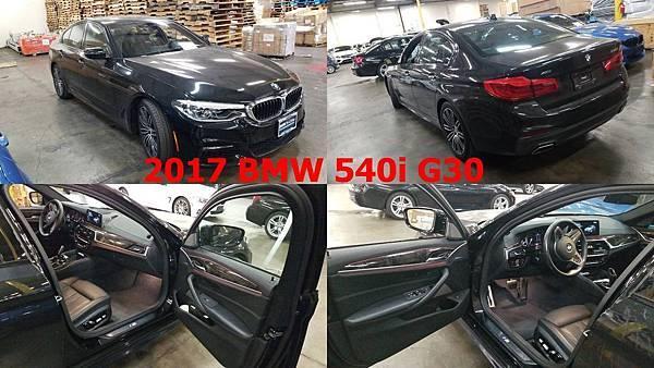 2017 BMW 540i標準備配Dakota真皮座椅,並且採用Sensatec皮質儀表檯包覆,雙前座舒適型電動座椅含記憶裝置,給您高級舒適享受,還有寬敞的置物空間,行李箱容量高達530公升之外,還有Comfort Access免鑰匙系統含行李箱感應是啟閉功能,即使手拿重物,也能輕鬆開啟後車廂。