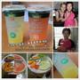 【試飲】盛香珍❤蘆薈雙果凍飲。