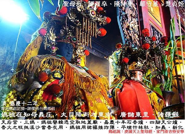 台南新化知母義天后宮 (1)