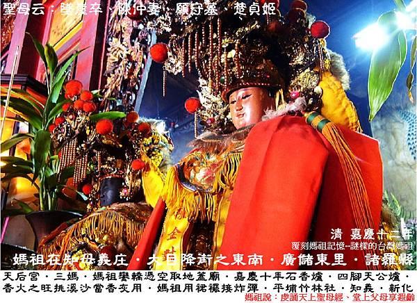 台南新化知母義天后宮 (2)