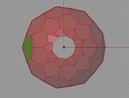 Generate Dome Regular Polytope