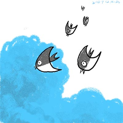 燕子大遷移