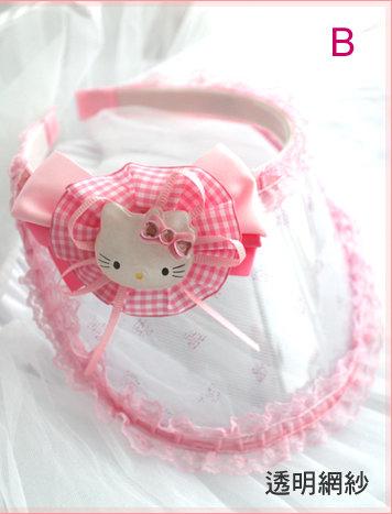 Kitty遮陽帽B
