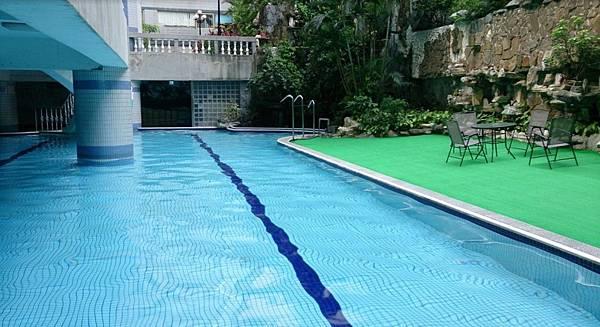 大樓泳池4