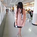 正韓 寶藍色短裙 HKD149