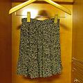 碎花圖案短裙 HKD259