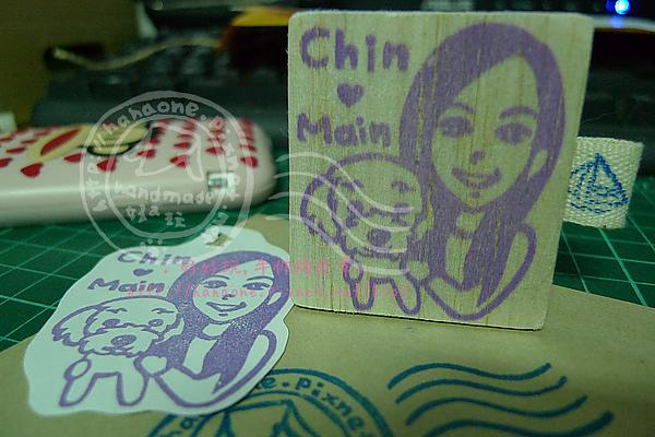 Chin&Main訂製章