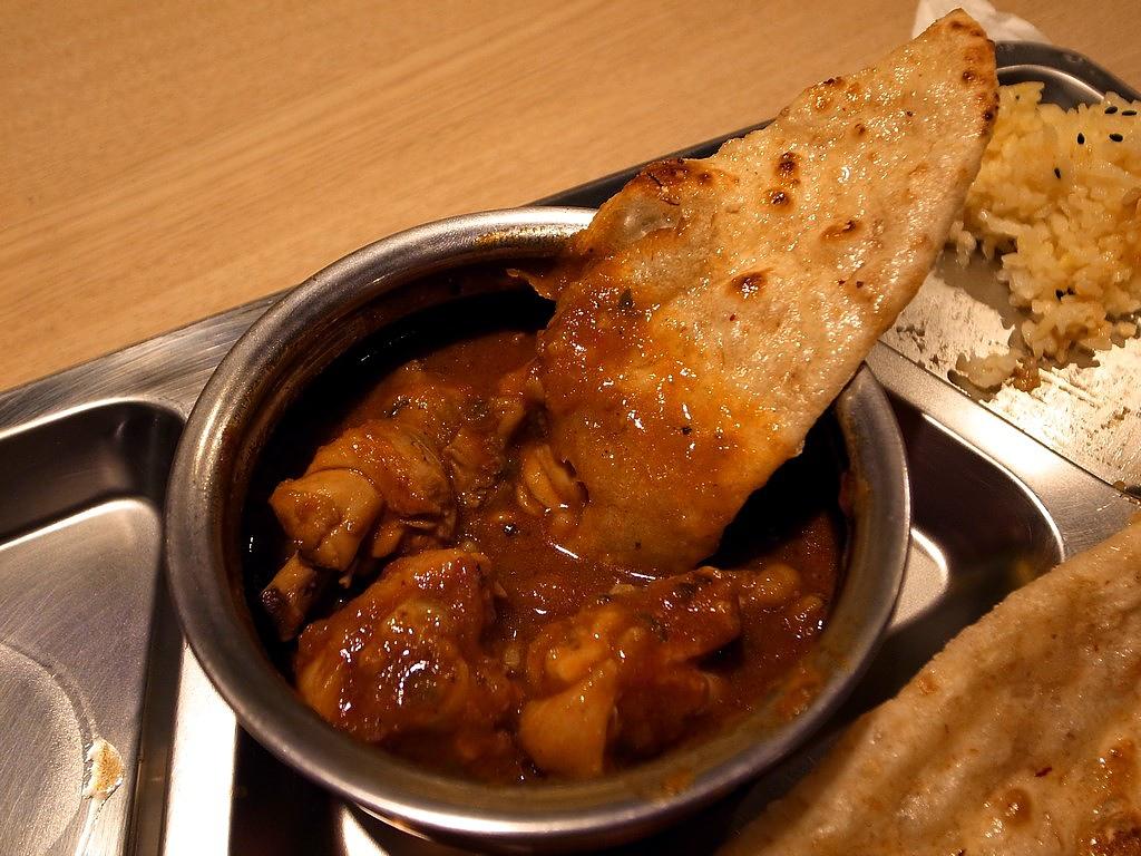 馬友友印度廚房 印度烤餅咖哩醬